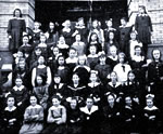 Early Students of St. Ann's Academy 1928