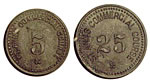 St. Ann's Academy Commercial Class, coinage