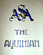The Aquinian, 1932