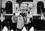 Assembly at Chapel c.1950's