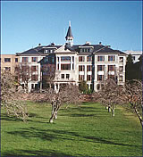 St. Joseph's Hospital, Winter, 1999