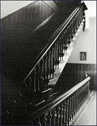 The Novitiate Staircase