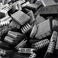 Radiators from reconstruction