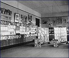 Grammar Grades Exhibit, 1936