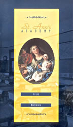 Booklet: St. Ann's Academy - A Life Remembered