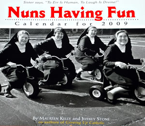 NUNS HAVING FUN Annual Calendar
